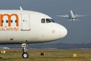 G-EZAW - easyJet Airbus A319 aircraft