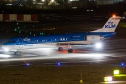 PH-OFJ - KLM Cityhopper Fokker 100 aircraft