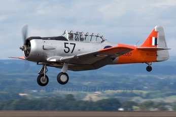 ZK-MJN - Private North American Harvard/Texan (AT-6, 16, SNJ series)
