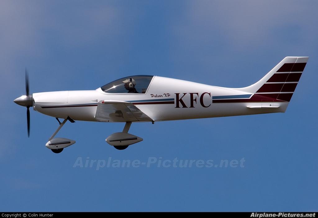 Private ZK-KFC aircraft at Tauranga