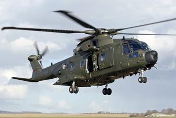 ZJ994 - Royal Air Force Agusta Westland AW101 411 Merlin HC.3