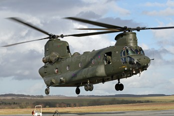 ZH894 - Royal Air Force Boeing Chinook HC.2