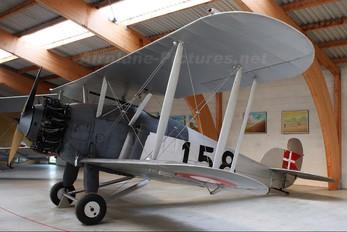 158 - Denmark - Air Force Hawker Dankok LB.II