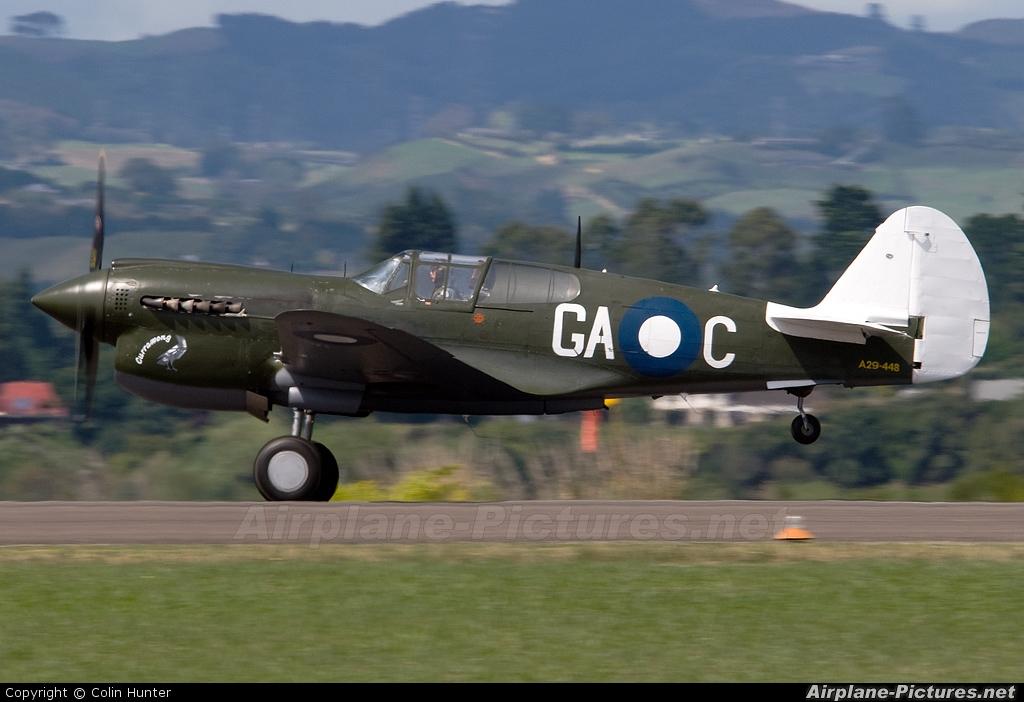 Private ZK-CAG aircraft at Tauranga