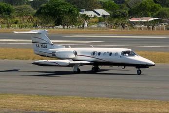 XA-MUU - Private Learjet 25
