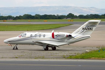 N525AL - Private Cessna 525 CitationJet