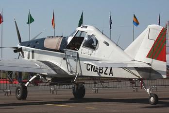 CN-BZA - Morocco - Gendarmerie Thrust Aircraft 660