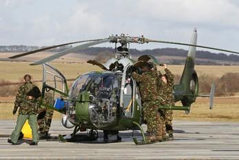 ZB669 - British Army Westland Gazelle AH.1