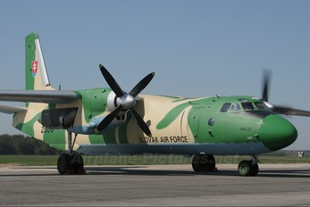 2506 - Slovakia -  Air Force Antonov An-26 (all models)