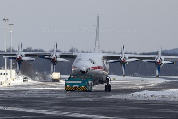 UR-CAH - Meridian Aviation Antonov An-12 (all models)