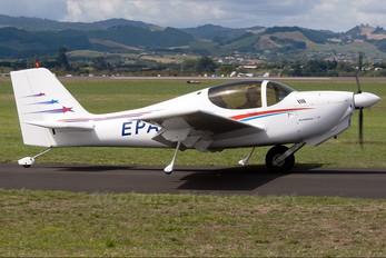 ZK-EPA - Private Europa Aircraft Europa