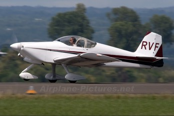 ZK-RVF - Private Vans RV-6A