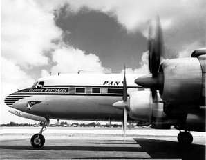 N734PA - Pan Am Douglas DC-7C Seven Seas