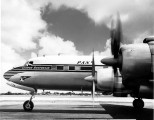 N734PA - Pan Am Douglas DC-7C Seven Seas aircraft
