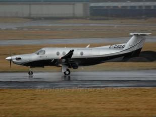 C-GDGD - Private Pilatus PC-12