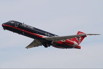 N891AT - AirTran Boeing 717