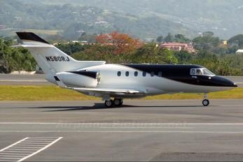 N580RJ - Private Hawker Beechcraft 900XP