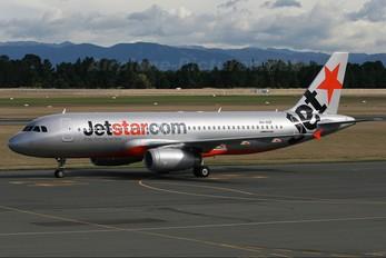 VH-VQF - Jetstar Airways Airbus A320