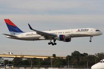 N650DL - Delta Air Lines Boeing 757-200