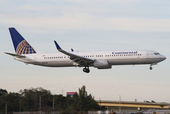 N39416 - Continental Airlines Boeing 737-900