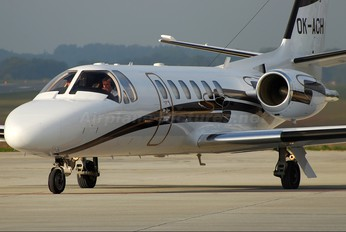 OK-ACH - ABS Jets Cessna 550 Citation Bravo