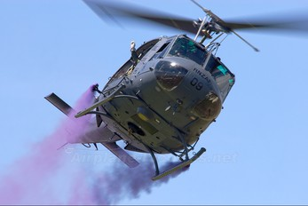 NZ3809 - New Zealand - Air Force Bell UH-1H Iroquois