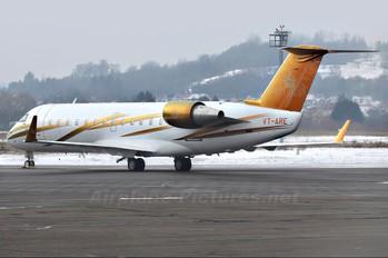 VT-ARE - Club One Air Canadair CL-600 CRJ-850