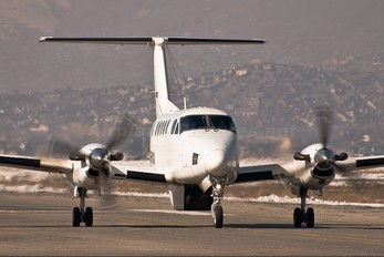 ZS-PKM - Private Beechcraft 200 King Air