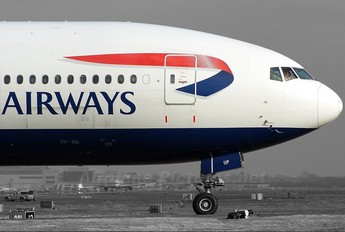 G-VIIP - British Airways Boeing 777-200