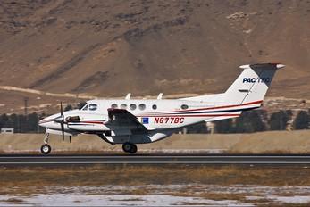 N677BC - Pactec Beechcraft 200 King Air