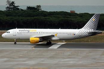 EC-KCU - Vueling Airlines Airbus A320