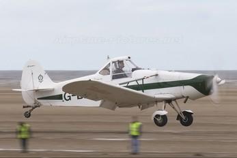 G-BDJP - Private Piper PA-25 Pawnee