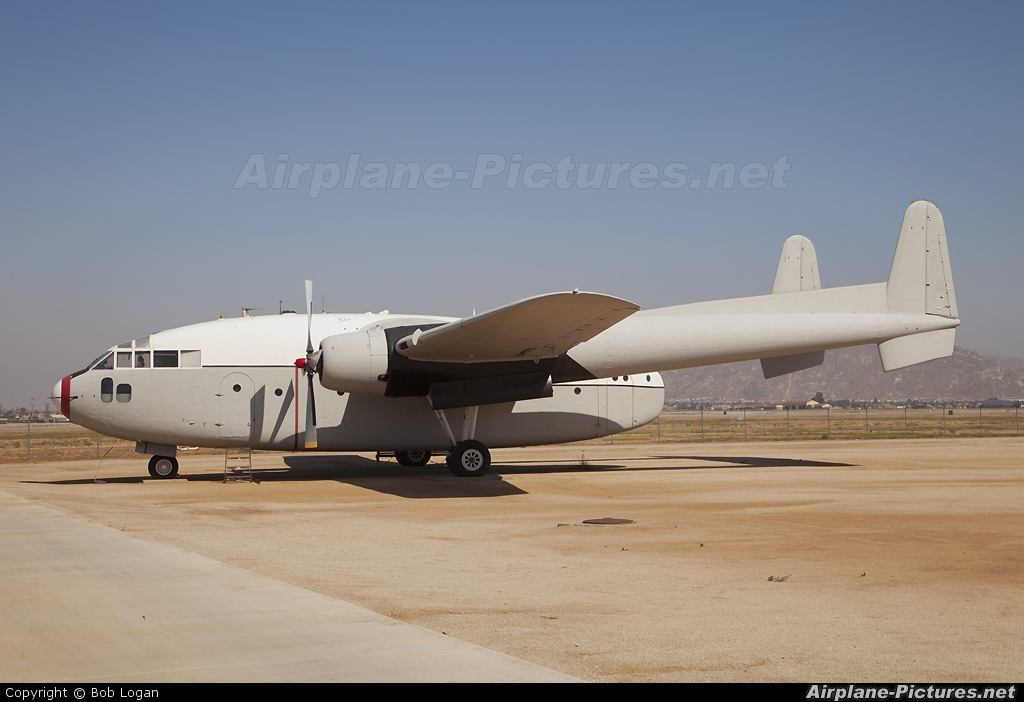 N8091 - Private Fairchild C-119 Flying Boxcar at March ...