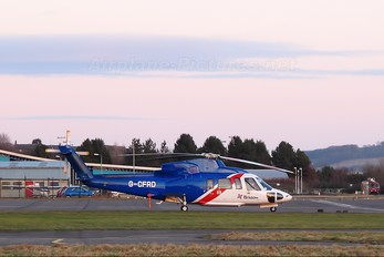 G-CFRD - Bristow Helicopters Sikorsky S-76