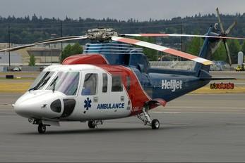 C-GHJV - Helijet Sikorsky S-76