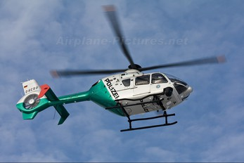 D-HCBQ - Germany - Police Eurocopter EC135 (all models)