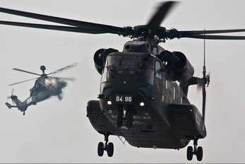 84+96 - Germany - Air Force Sikorsky CH-53G Sea Stallion