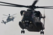 84+96 - Germany - Air Force Sikorsky CH-53G Sea Stallion aircraft