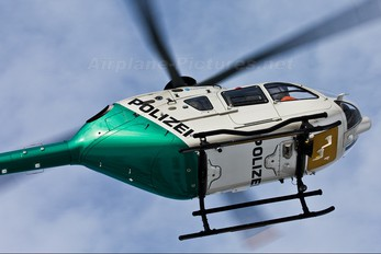 D-HTSG - Germany - Police Eurocopter EC135 (all models)