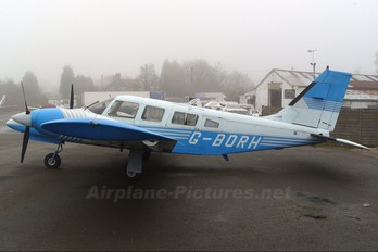 G-BORH - Private Piper PA-34 Seneca