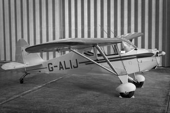 G-ALIJ - Private Piper PA-15 Vagabond