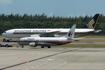 9M-MMD - Malaysia Airlines Boeing 737-400
