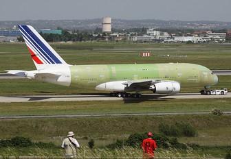 F-WWSE - Air France Airbus A380