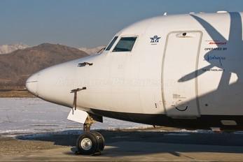 PH-FZH - Denim Air Fokker 50