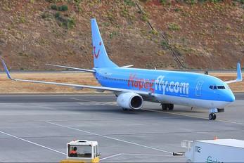 D-AHFZ - Hapagfly Boeing 737-800