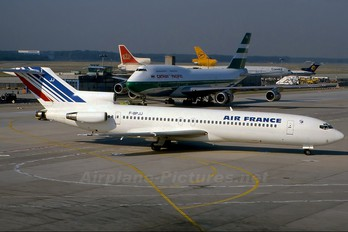 F-BPJJ - Air France Boeing 727-200