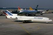 F-BPJJ - Air France Boeing 727-200 aircraft