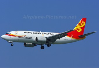 B-LHM - Hong Kong Airlines Boeing 737-300F