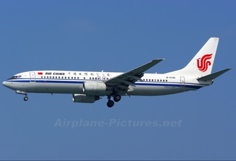 B-5196 - Air China Boeing 737-800