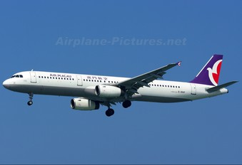 B-MAF - Air Macau Airbus A321